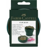 FABER-CASTELL Water cup CLIC&GO Art & Graphic