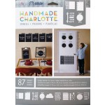 Folkart Handmade Charlotte Stencil Message Center