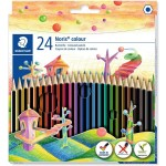 Staedtler 185-C Noris Colour pencils Set of 24 Colors