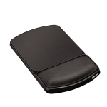 Fellowes Permium Gel WRIST SUPPORT WITH MOUSE PAD - Graphite