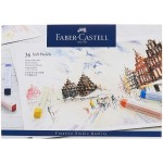 FABER-CASTELL Creative Studio Soft Pastels Full Length Box of 36