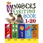 SAWAN-NUMBERS WRITING BOOK 1- 20