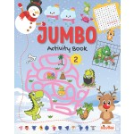 LITTLE KITABI-JUMBO ACTIVITY BOOK 2