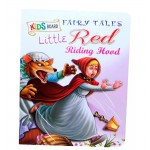 SAWAN-KIDS BOARD FAIRY TALES - LITTLE RED RIDDING HOOD