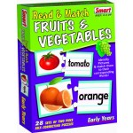 SMART-READ & MATCH FRUITS & VEGETABLES BY SMART