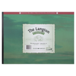 Daler Rowney Langton Watercolour Pads NOT Surface (Cold Pressed) 12sheets/300gsm A2