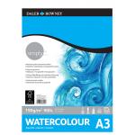 Daler Rowney Simply Watercolour Pad 12sht 190gsm A3