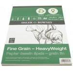 Daler Rowney Eco Paper Heavyweight Pad Fine Grain 30sht/200g/m2 size A4