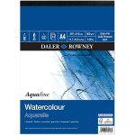 Daler Rowney Aquafine Watercolour paper (Not Surface) A4