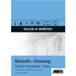 Daler Rowney Drawing Pads Smooth 12sht/96g/m2 size A5