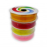 Ribbons Multicolor with Gold Lining