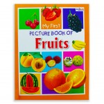 My First Picture Book - Fruits