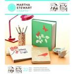 MARTHA STEWART MEDIUM STENCIL BIRDS/BERRIES