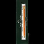 FABER-CASTELL Bonanza Black Lead Pencil Pkt of 12
