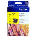 Brother LC 73 Yellow