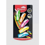 Maped Pocket highlighter blister of 5 colors