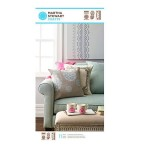 MARTHA STEWART LARGE STENCIL CATHEDRAL LACE