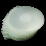 CD CaseTransparent (Flora) (WITHOUT CD)