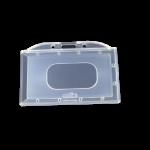 CFM 518 RIGID PLASTIC ID HOLDER
