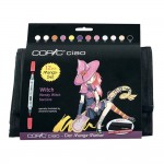 "Copic Ciao Set 12 in Wallet Witch "" """