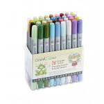 COPIC ciao Set of 36pc Set - Brillante Farben