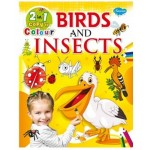 SAWAN - 2 IN 1 COPY TO COLOUR BIRDS & INSECTS