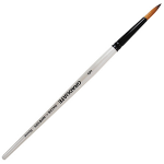 Daler Rowney Graduate Brush Short Handle Synthetic Round 6=4mm