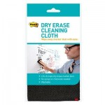 Post-it Dry Erase Cleaning Cloth DEFCLOTH, 1 Cloth/box