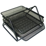 Paper Tray Wiremesh -2tier