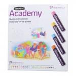 Derwent Academy Oil Pastel Set of 24