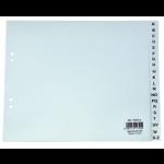 Divider Pvc A5 (A-Z) PVC  grey