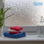 DC Fix 200-2535 Adhesive Foil Transparent Frstd 45cmx15m