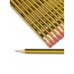 Staedtler Noris Pencil with Rubber tip