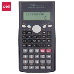 Deli 240F Scientific Calculator 10+2 Digits