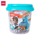Deli Play Dough 12 colors, Net weight: 160g