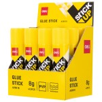 Deli Strong Adhesive PVP Glue Stick 8g