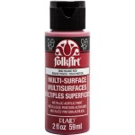 FOLKART MULTI-SURFACE Paint - ENGINE RED