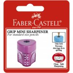 FABER-CASTELL S/HOLE GRIP AUTO SHP IN BLISTER