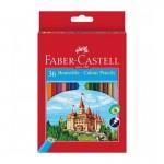 FABER-CASTELL Redline Colour of Nature 36 Colour