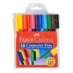 Fabercastell Connector Pens (Pack of 10pc)