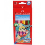 Fabercastell Water Colour Pencils Pack of 12pcs