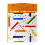Drawing Book Col Paper A3