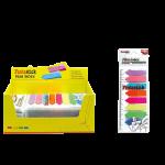 Fantastick Index film self-adhesive 8 Color Blisters