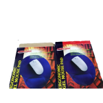 Micro Meilon Gel Mouse Pad With Wrist Support