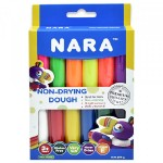 Kiddy Clay Non Drying Dough 12 color 270g