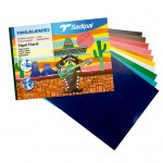 SADIPAL Glossy Paper-10 Asst.Color Sheets32x24cm