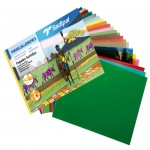SADIPAL Hobby & Crafts Paper Set-22 Sheets-32x24cm