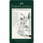 FABER-CASTELL Graphite Pencil Castell 9000 Design Set