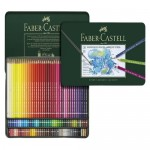 FABER-CASTELL Albrecht Durer Artists Water Color Pencils Tin of 120 color + CD Rom