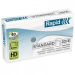 Rapid S23/08 Heavy Duty Strong Staples 10 to 40 Sheets